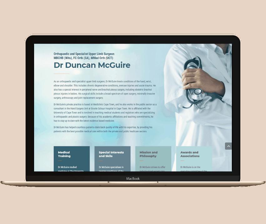 Eclipse Digital Marketing Agency - Dr Duncan McGuire