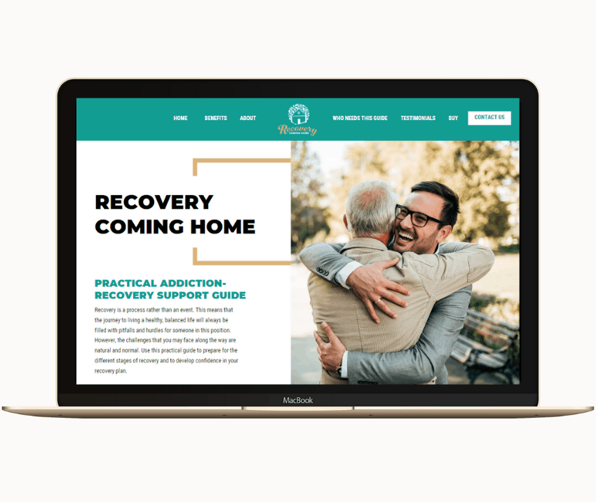 Eclipse Digital Marketing Agency - Recovery Coming Home
