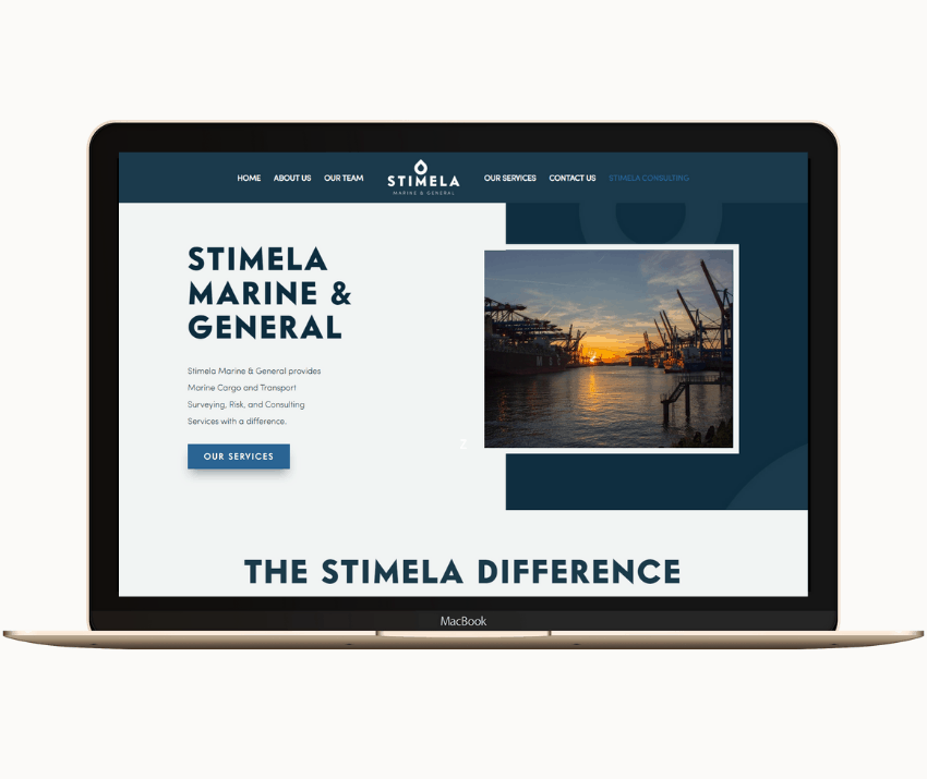Eclipse Digital Marketing Agency - Stimela Marine and Consulting
