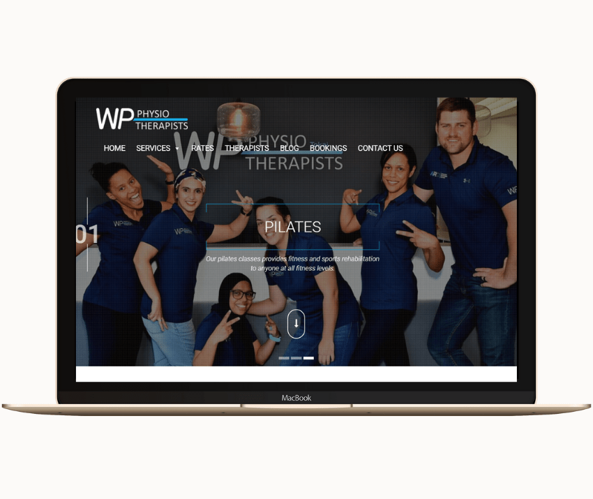 Eclipse Digital Marketing Agency - WP-Physio